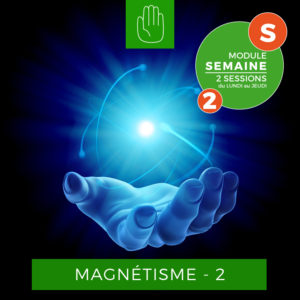 Centre Eden Formation Magnétisme Semaine 2-2