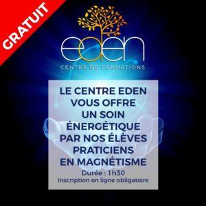 Centre Eden Formation Soins Gratuits