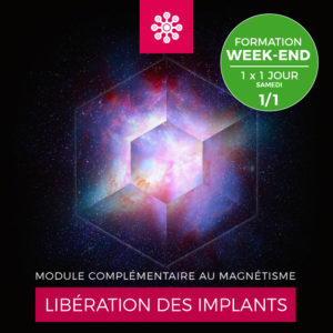 Centre Eden Formation Libération des implants Week-End 1-1