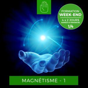 Centre Eden Formation Magnétisme Week-End 1-4