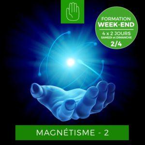 Centre Eden Formation Magnétisme Week-End 2-4