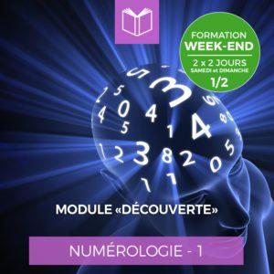 Centre Eden Formation Numérologie Week-End 1-2