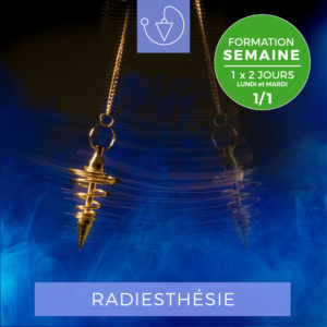 Centre Eden Formation Radiesthésie Semaine 1-1