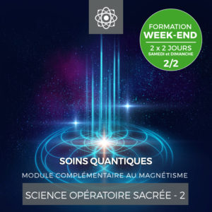 Centre Eden Formation Science Opératoire Sacrée Week-End 2-2