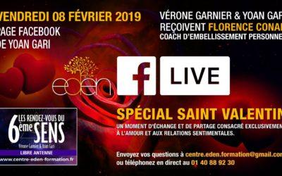 Facebook Live : Dimanche 08 février 2019