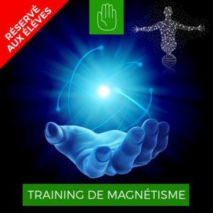 Centre Eden Formation Training Magnétisme