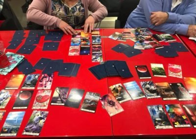 Formation oracle Lenormand