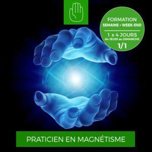 Centre Eden Formation - Praticien en magnétisme