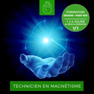 Centre Eden Formation - Technicien en magnétisme